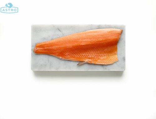 Filetto di trota salmonata