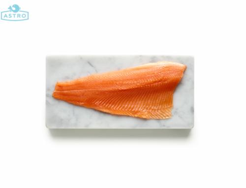 Filetto di trota bianca salmonato spellato