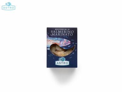 pack salmerino marinato
